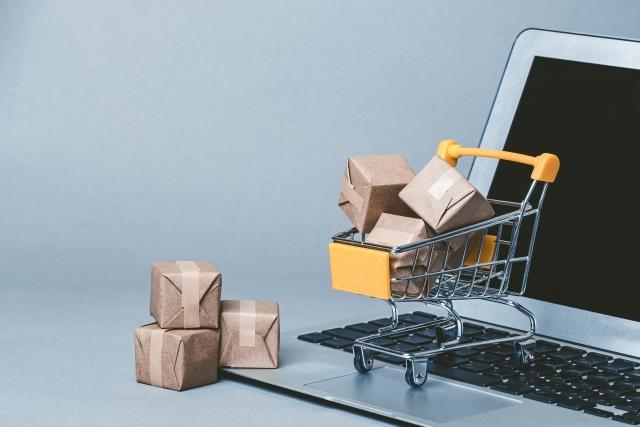 オンラインショッピングのイメージ